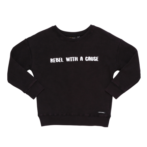 Rebel With A Cause Jumper