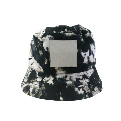 Chance Bucket Hat - Black Smoke