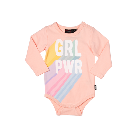 Girl Power Bodysuit