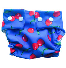 Cherry Perry Swim Nappy