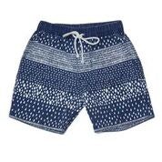 Mix Stripes Boat Shorts