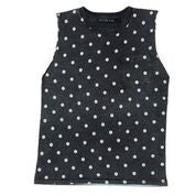 Stripe Dots Tank Top