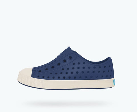 Jefferson - Regatta Blue / Bone White