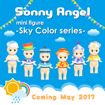 Sonny Angel Sky Series