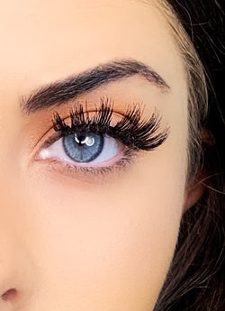 #37 Professional (100% Human Hair) Strip Lashes