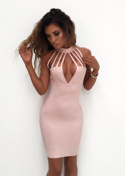 Bianca Bandage Dress S L