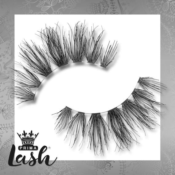 #18 Professional (100% Human Hair) Strip Lashes