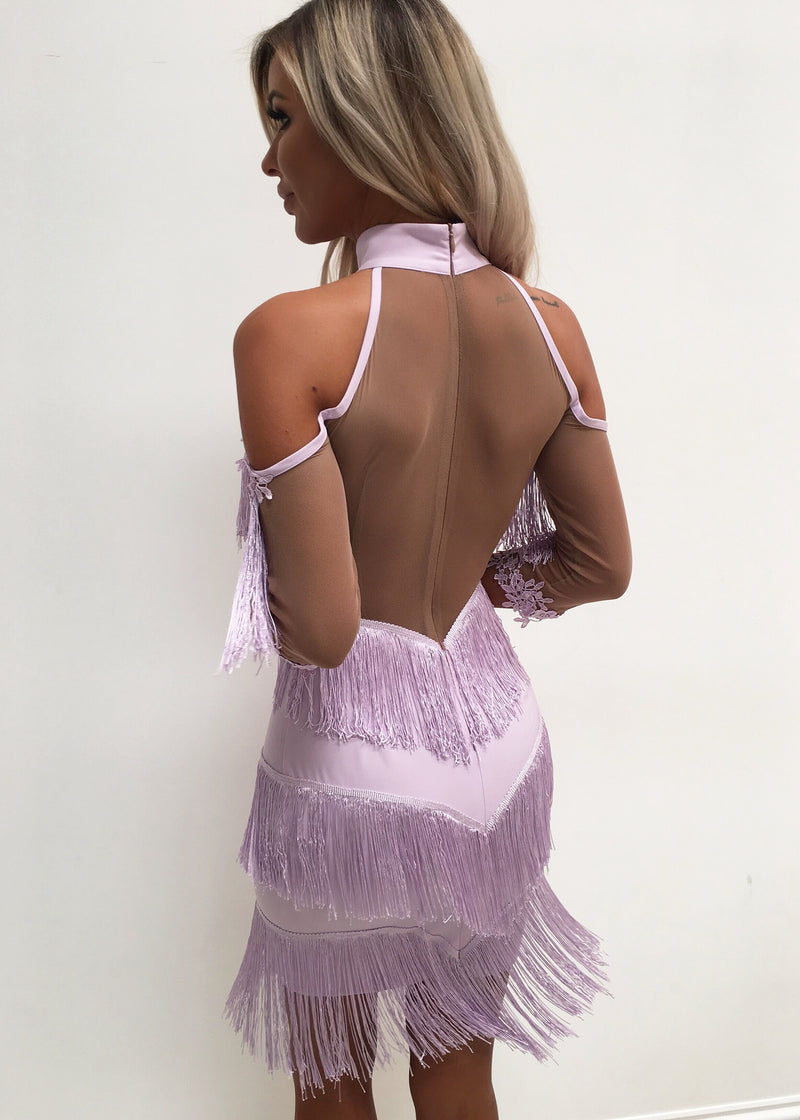 CHICago Beau Dress - lilac 6 8
