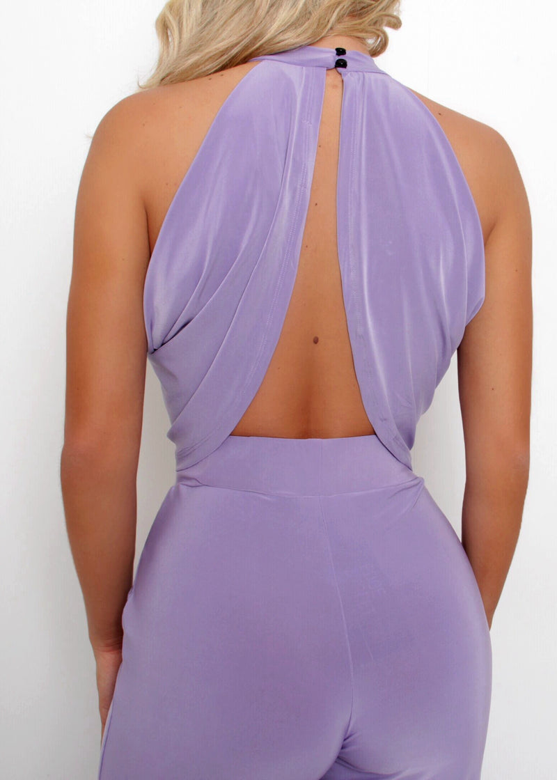 Forbidden Love Two Piece - Lilac