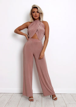 Forbidden Love Two Piece - Stone
