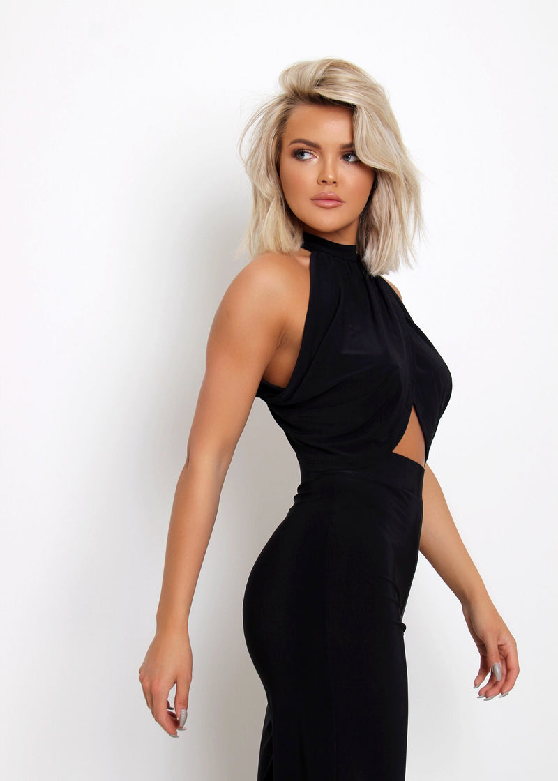 Forbidden Love Two Piece - Black