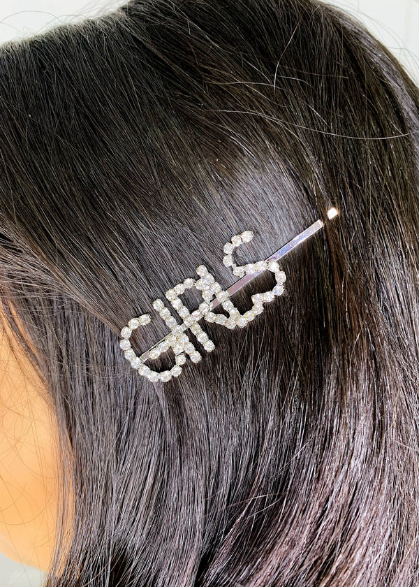 GIRLS Crystal Hair Pin