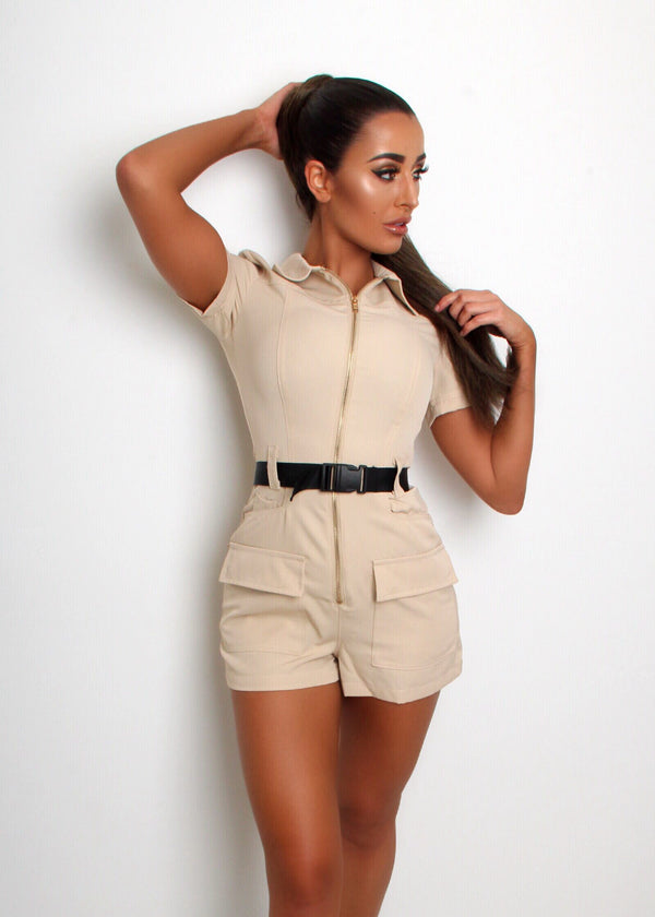 Tomb Raider Playsuit - Desert Sand