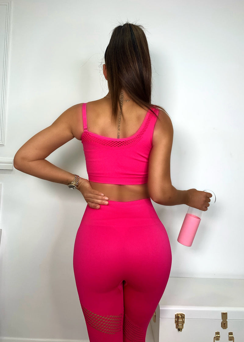 Motivation Active Set - Hot Pink