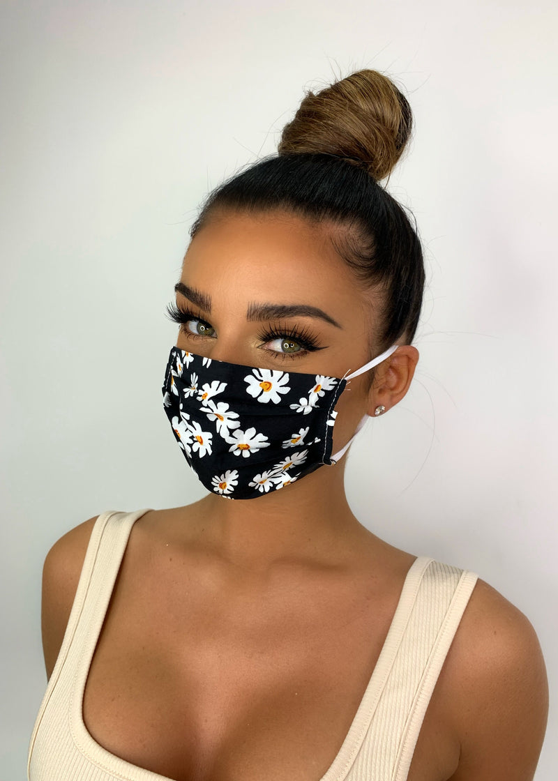 Cotton Face Mask Pack Of 4