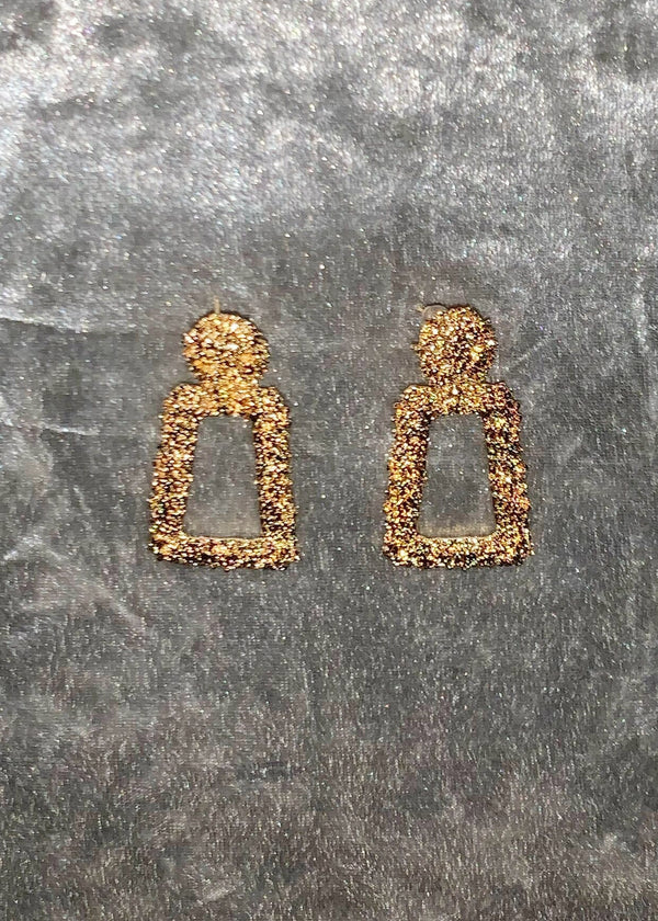 Lolita Earrings - Gold