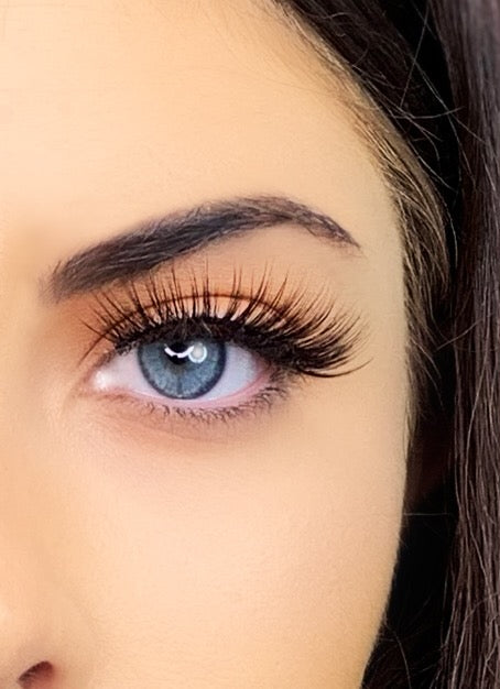 #D13 Professional (Dainty) Multi Layer Strip Lashes