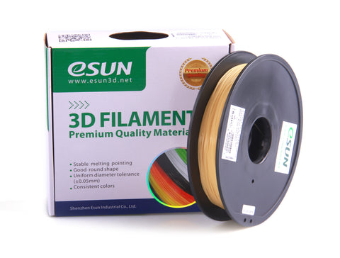 eSUN PVA Filament 1.75mm or 3mm Natural 0.5kg Spool