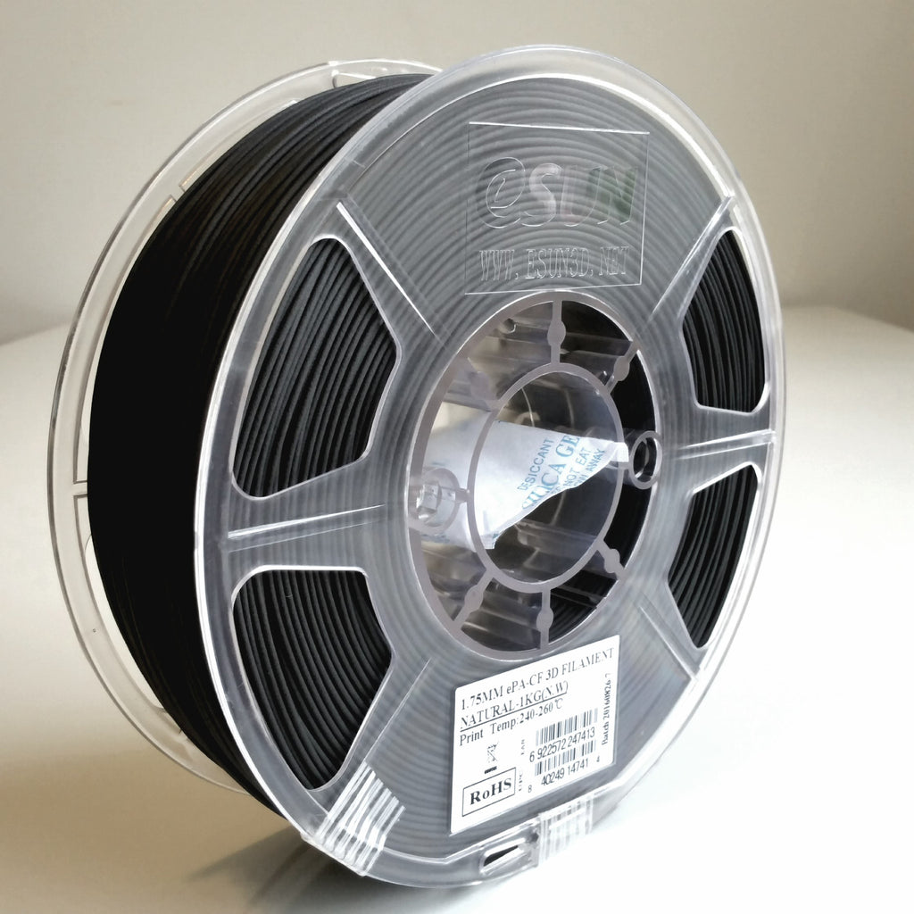 eSUN ePA-CF Carbon Fiber Filled Nylon Filament