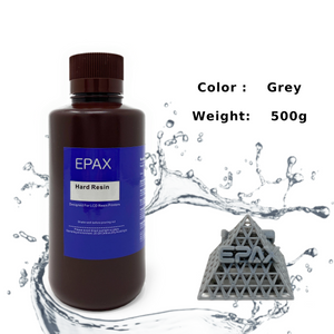EPAX Hard Resin, Specially Designed for large LCD 3D Printers, UV 405nm