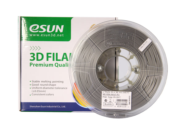 eSUN Regular PLA and Glass PLA Filaments 1.75mm 1KG