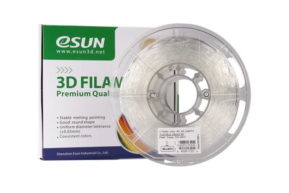 Clearance eSUN eFlex TPU 87A Flexible Filament 1.75mm