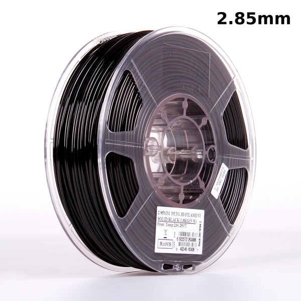 eSUN PETG Filament 1kg (2.2lb) Spool, 1.75mm