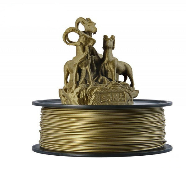 eSUN Bronze Filament 0.5kg Spool 1.75mm