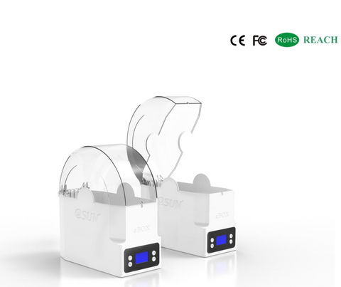 eSUN eBOX version 2 for 3d printing