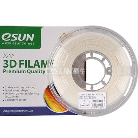 eSUN eLastic TPE 85A Flexible Filament 1.75mm