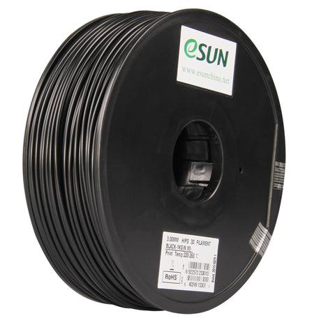eSUN HIPS Filament 1.75mm or 3mm 1kg Spool
