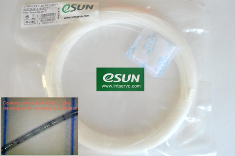 eSUN (invented) Cleaning Filament 1.75mm or 3mm 0.1kg