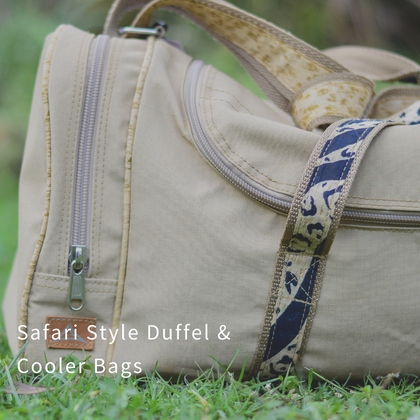 Safari Travel Bags & Cooler Bags