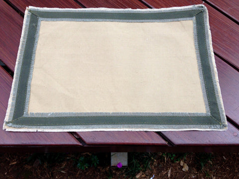 Placemats - Fringed