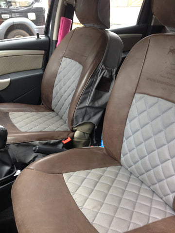 Quilted and Padded Add On for Vehicle Seat Covers (Optional Upgrade)