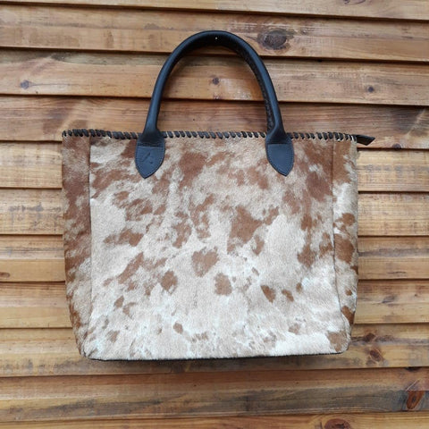 Hide Shopping Tote (Medium)