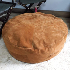Dog Bed - Suede or Leather