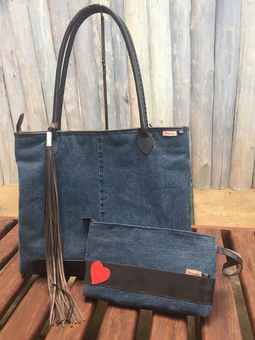Denim Dream Bag