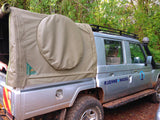 Tarpaulin Covers for Vehicles