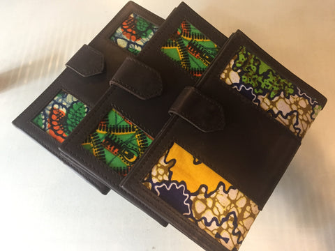 Travel Wallet - African Print