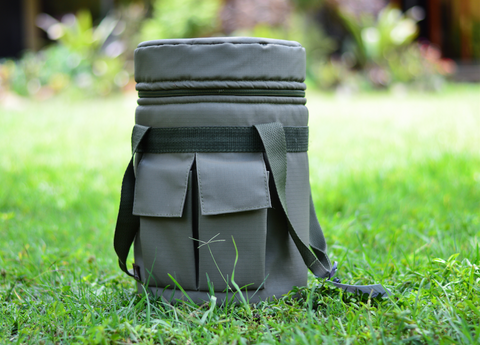 Round Cooler - Safari Standard, Chic or Lux Designs