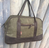 Hackett Bag (Full Leather, Leather Trim & Standard Designs)