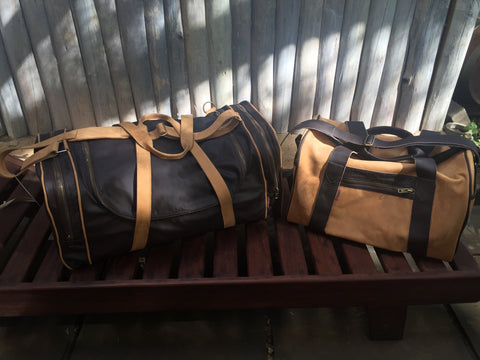 Full Leather Pioneer & Tsavo Bags