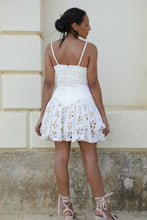 Load image into Gallery viewer, Boutique Dress Blanche White