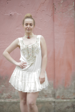 Load image into Gallery viewer, Boutique Dress Frockella White