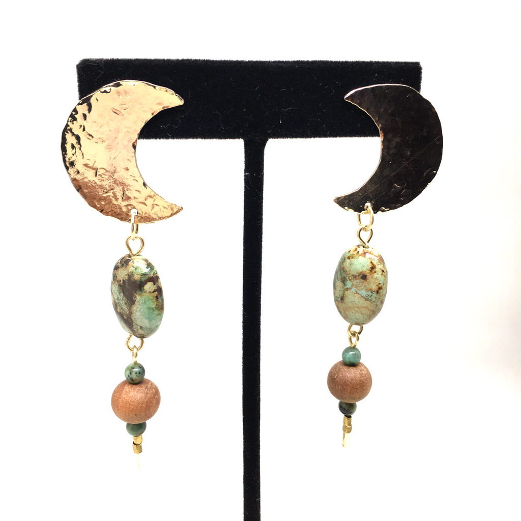 KARNATAKA MOONS Earrings