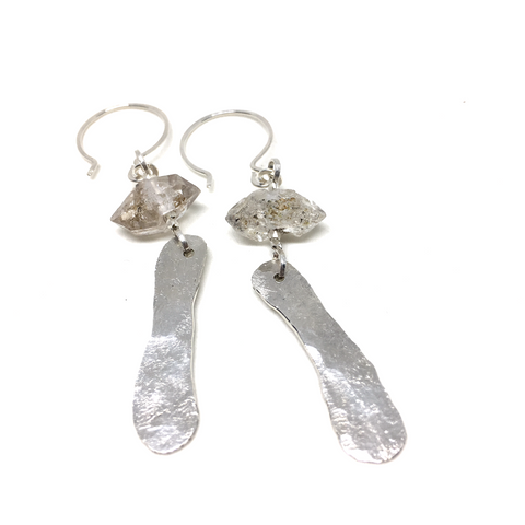 Ana HERKIMER DIAMOND EARRINGS