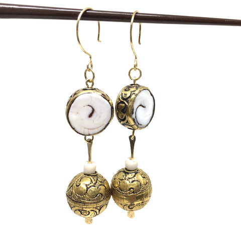 Tibet EARRINGS