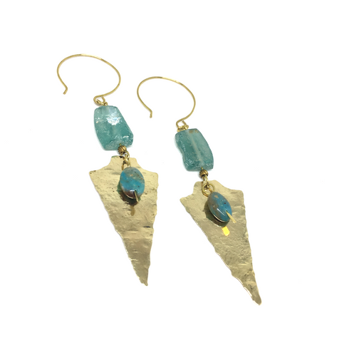 ROMAN GLASS Dreamer Earrings
