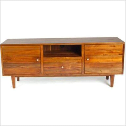 TimberCraft TV Units Teak TV Cabinet TVC-1008